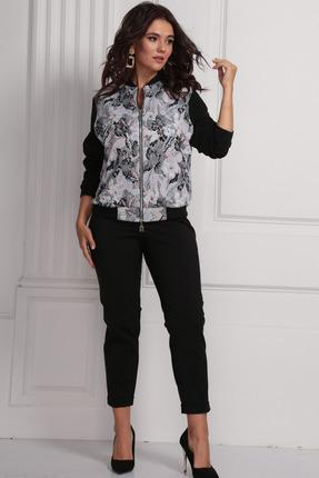 Куртка Solomeya Lux 739 черный