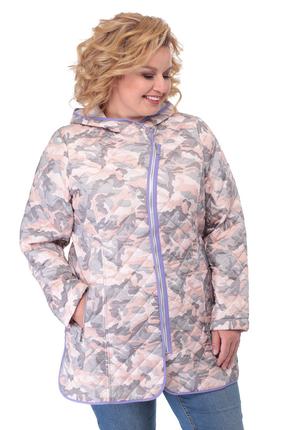 Куртка БелЭльСтиль 776 розовые тона