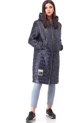 Пальто ТАиЕР 874 синий