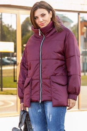 Куртка Lady Secret 6283 бордовый