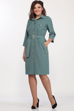 Платье Lady Style Classic 1923 морская волна