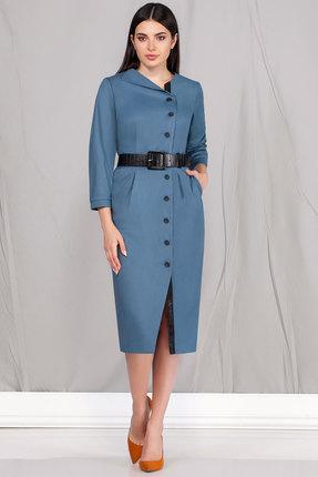 Платье Ivelta plus 1716 синий