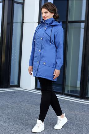Куртка Мода-Юрс 2576 василек