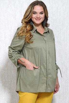 Рубашка Белтрикотаж 6515 хаки