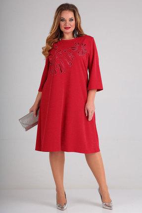 Платье SOVITA 2006 красный