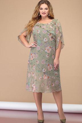 Платье Nadin-N 1819 мультиколор