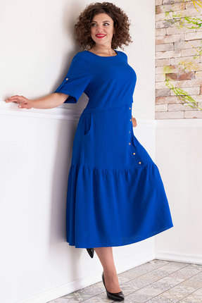 Платье Avanti Erika 954-11 василек