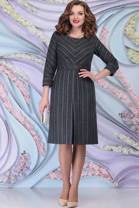 Платье Ninele 531 серый
