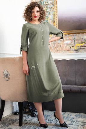 Платье Avanti Erika 951-6 зеленый