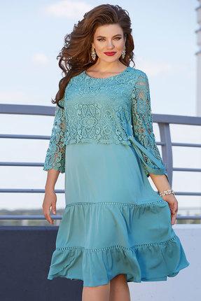Платье Vittoria Queen 11743 мятный
