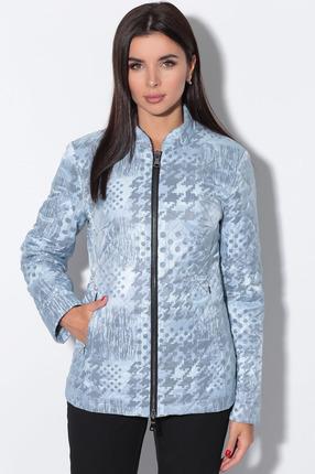Куртка LeNata 13869 голубые тона
