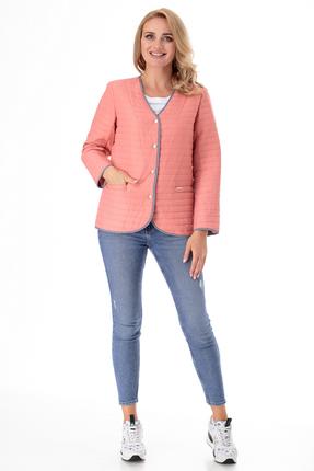 Куртка БелЭльСтиль 812 розовые тона