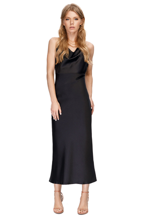 Платье PIRS 1390 черный