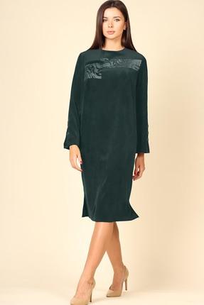 Платье Faufilure 1125 Изумруд
