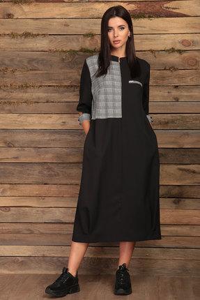 Платье Angelina & Co 419 черный