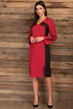 Платье Angelina & Co 421 красный