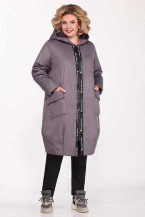 Пальто Matini 21422 серые тона
