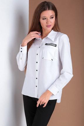 Рубашка Ксения Стиль 1815 белый