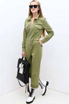 Комбинезон Andrea Fashion AF-26.1 хаки
