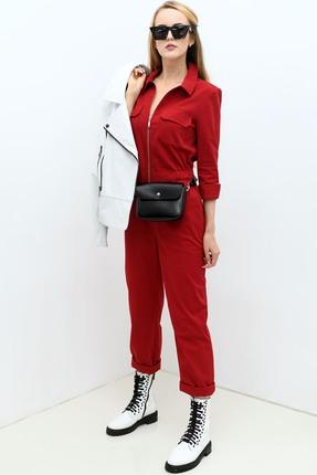 Комбинезон Andrea Fashion AF-26.1 красный