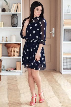 Платье Jurimex 2327 синий