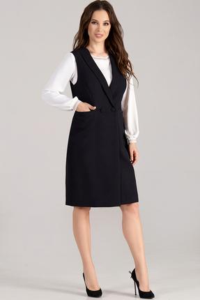 Сарафан Teffi style 1521 черный
