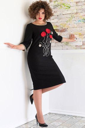 Платье Avanti Erika 1082 черный