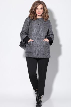 Куртка LeNata 11802 серый