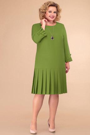 Платье Svetlana Style 1429 салатовый