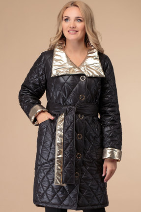 Пальто Svetlana Style 1458 черный