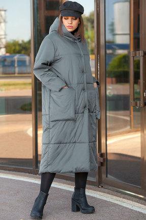Пальто Lady Secret 6273 серый
