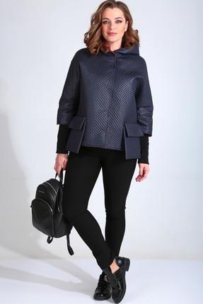 Куртка Axxa 85001 синий