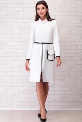Платье LIMO 10028 молочные тона