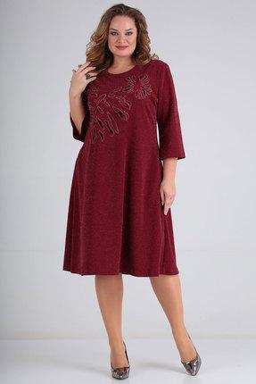 Платье SOVITA 2006 марсала