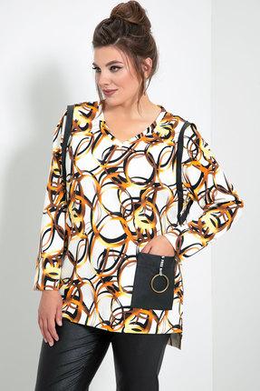Блузка JeRusi 20110 молочный