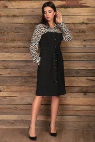 Платье Angelina & Co 434 черный