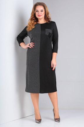 Платье Vasalale 660 черный