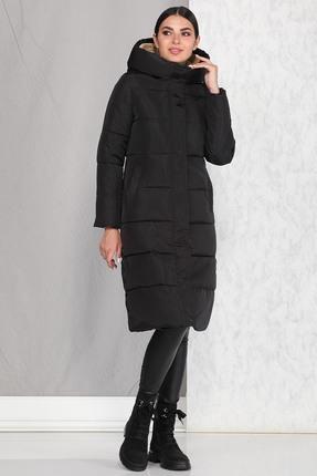 Пальто B&F 4000 черный