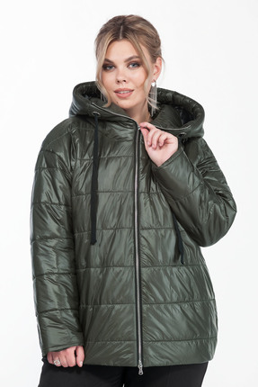 Куртка Pretty 1308 зеленый