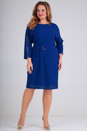 Платье SOVITA 759 синий