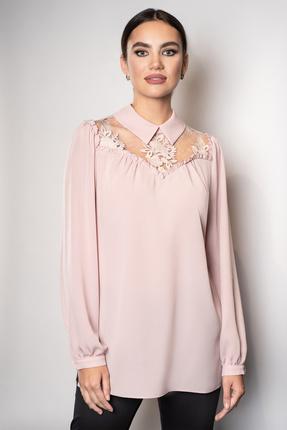 Блузка ЮРС 19-247-2 розовый