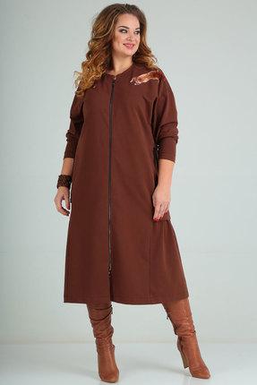 Платье SOVITA 2010 коричневый