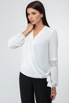 Блузка БелЭкспози 1368 молочный