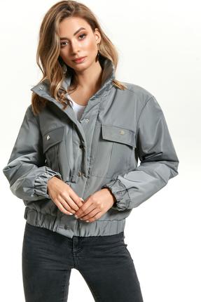 Куртка TEZA 1424 серый