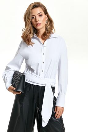 Блузка TEZA 1579 молочный
