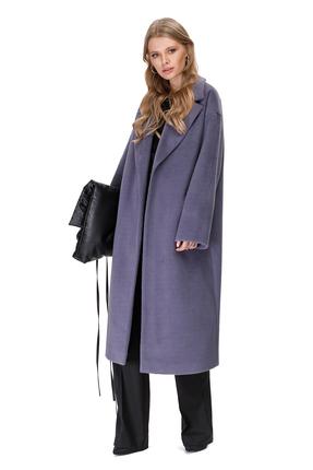 Пальто PIRS 1411 сиреневый