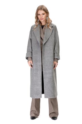 Пальто PIRS 1411 серый