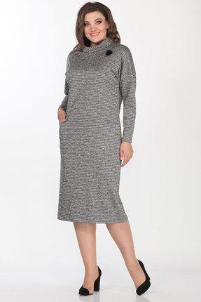 Платье Lady Style Classic 2005 серый