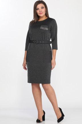 Платье Lady Style Classic 2002 графитовый