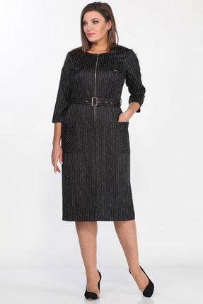 Платье Lady Style Classic 1175/4 черный
